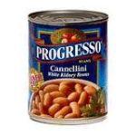 Progresso - Progresso Cannellini White Kidney Beans 0041196020328  / UPC 041196020328