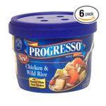 Progresso - Soup Chicken & Wild Rice 0041196403374  / UPC 041196403374