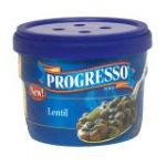 Progresso - Microwavable Lentil Soup 0041196403411  / UPC 041196403411