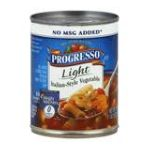 Progresso - Soup Light Italian-style Vegetable 0041196404753  / UPC 041196404753