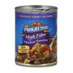 Progresso - High Fiber Chicken Tuscany Soup 0041196419412  / UPC 041196419412