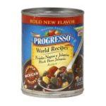 Progresso - World Recipes Frijoles Negros Y Jalapeno Black Bean Jalapeno Medium Soup 0041196476019  / UPC 041196476019
