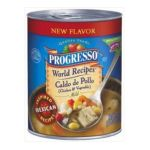 Progresso - World Recipes Caldo De Pollo Chicken & Vegetable Mild Soup 0041196476026  / UPC 041196476026
