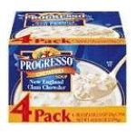 Progresso - Soup New England Clam Chowder 0041196710977  / UPC 041196710977
