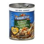 Progresso - Soup Italian Style Wedding With Meatballs 0041196740738  / UPC 041196740738
