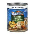 Progresso - Soup Chicken & Wild Rice 0041196740745  / UPC 041196740745
