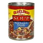 Old El Paso - Soup Black Bean With Chipotle 0041196768176  / UPC 041196768176