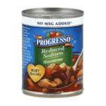 Progresso - Soup Healthy Favorites Minestrone 0041196805468  / UPC 041196805468