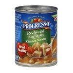 Progresso - Soup Healthy Favorites Chicken Noodle 0041196805482  / UPC 041196805482