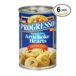 Progresso - Artichoke Hearts 0041196890129  / UPC 041196890129