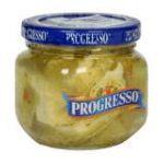 Progresso - Artichoke Hearts Imported Marinated 0041196890211  / UPC 041196890211