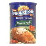 Progresso - Bread Crumbs Italian Style 0041196891492  / UPC 041196891492