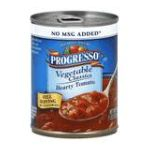 Progresso - Soup Hearty Tomato 0041196910681  / UPC 041196910681