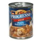 Progresso - Soup Beef & Baked Potato 0041196910766  / UPC 041196910766