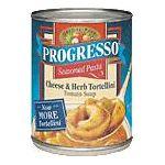 Progresso - Soup Cheese & Herb Tortellini 0041196911220  / UPC 041196911220
