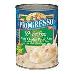 Progresso - White Cheddar Potato Soup 0041196911855  / UPC 041196911855
