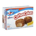 Drake's -  Coffee Cakes With Cinnamon Streusel Topping 0041261253149