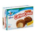 Drake's -  Coffee Cakes Low Fat 0041261254702