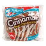 Drake's -  Deep Dish Danish Cinnamon Pre-priced 0041261260024