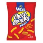 Wise -  Cheese Flavored Corn Snacks 0041262270435