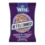 Wise -  Potato Chips New York Deli Kettle Cooked 0041262270909