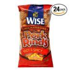 Wise -  Pork Rinds 0041262272798