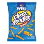 Wise -  Cheese Flavored Corn Snacks 0041262273887