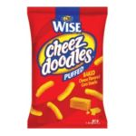 Wise -  Cheese Flavored Corn Snacks 0041262274327