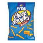 Wise -  Cheez Doodles Crunchy 0041262274334
