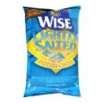 Wise -  Potato Chips Lightly Salted 0041262274709