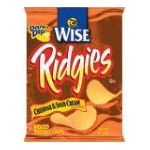 Wise -  Potato Chips Ridgies Cheddar & Sour Cream 0.75 0041262275133