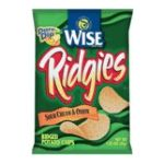 Wise -  Wise Sour Cream And Onion Potato Chips Bags 0041262277311