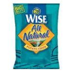 Wise -  Potato Chips All Natural 0041262280069