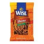 Wise -  Pretzels Thins 0041262281073