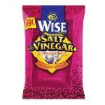 Wise -  Salt And Vinegar Potato Chips 0041262284227
