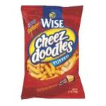 Wise -  Cheese Flavored Corn Snacks 0041262285613