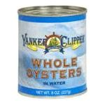Yankee Clipper -  Whole Oysters 0041277150432