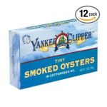 Yankee Clipper -  Smoked Oysters 0041277150647