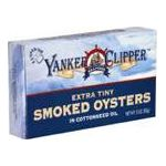 Yankee Clipper -  Smoked Oysters 0041277150746