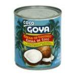 Goya -  Cream Of Coconut 0041331021616