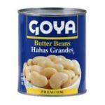 Goya -  Butter Beans 0041331024440