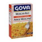 Goya -  Mexican Rice Chicken Flavor 0041331026635