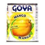 Goya -  Mango Nectar 7.1 0041331027526