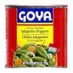 Goya -  Jalapeno Peppers Whole 0041331028516