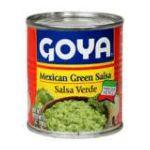 Goya -  Mexican Green Salsa 0041331028783