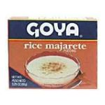 Goya -  Majarete De Arroz Rice Pudding 3.25 0041331031790