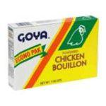 Goya -  Chicken Bouillon Powdered Econo Pak 0041331032469