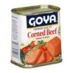 Goya -  Corned Beef 0041331033619