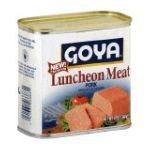 Goya -  Luncheon Meat Pork 0041331033831