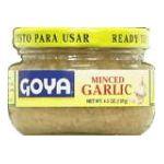 Goya -  Goya Minced Garlic Units 0041331039123